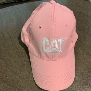 Women's pink.Caterpillar ball cap